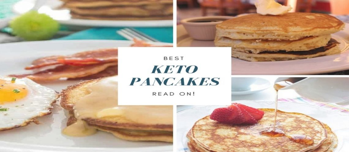 best ketogenic low carb pancake recipes