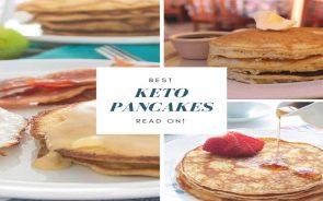 best ketogenic low carb pancake recipes