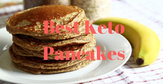 Best keto pancakes to make when you crave for sweets.
