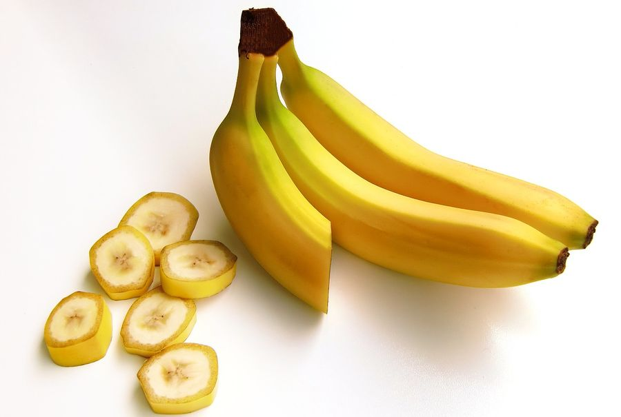 banana for carbing up on carb day