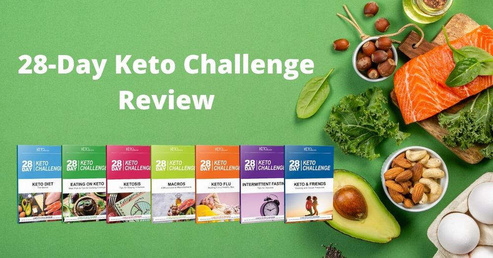 28 day keto challenge review article's featured image