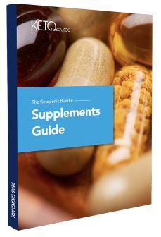 keto supplements book mockup