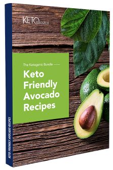 avocado recipes ebook mockup