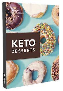 keto desserts from 28 day keto challenge