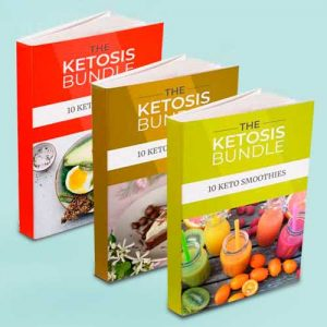 the ketosis bundle 3 free recipe books