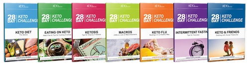 28 day keto challenge review, all books and bonuses